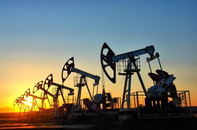 Добыча нефти сегодня