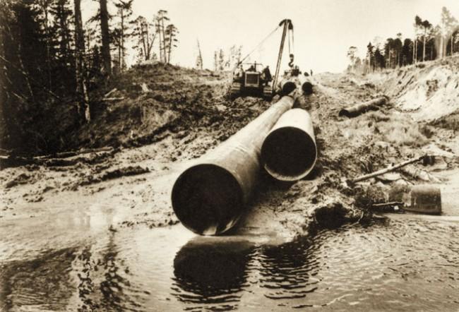 Первый нефтепровод