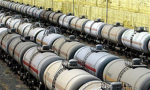 Транспортировка нефти в России