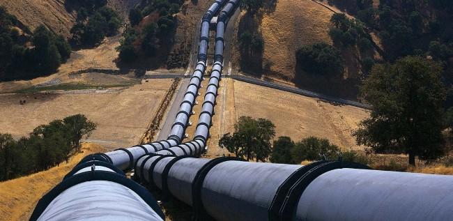 Самые известные мировые трубопроводы